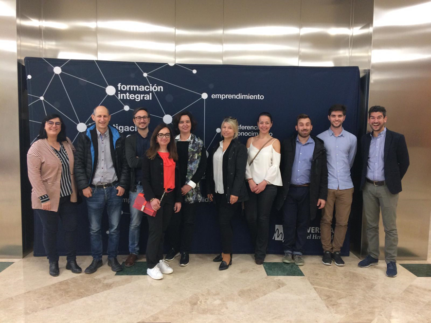 Second meeting in Elche – what's new?
